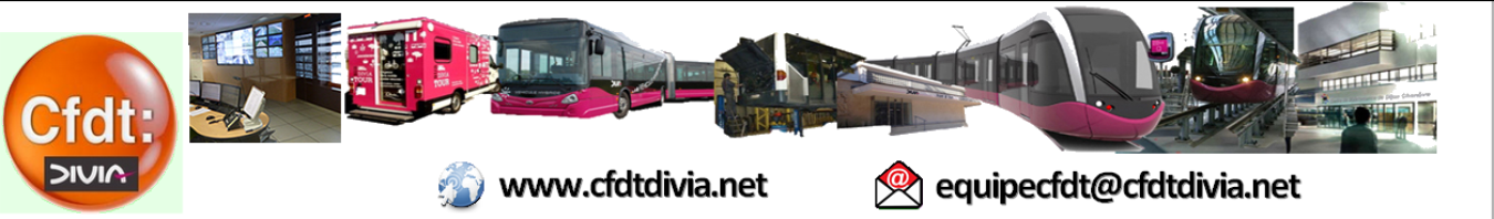 Syndicat CFDT DIVIA